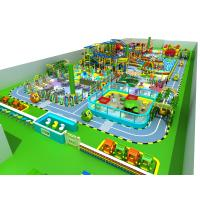 Buy cheap High Capacity Indoor Playground Equipment Consist Of Soft PU And High Density Foam product