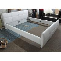 Low price home furniture modern simple leather bed b36 105592263 Home furniture online low price
