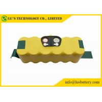 Buy cheap vacuum cleaners batteries NIMH battery pack for iRobot Roomba from wholesalers