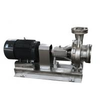 Buy cheap High temperature thermal oil pump centrifugal pump, Thermal oil boiler oil pump, hot liquid transfer pump, hot oil pump from wholesalers