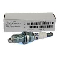 Buy cheap genuine GM 1214120 spark plug with resistor single electrode auto engine part from wholesalers