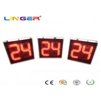 Buy cheap Electronic Led Shot Clock for Basketball Scoreboard with Remote Controller from wholesalers
