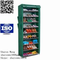 Buy cheap New design Store and Supermarket All Types of High Quality Adjustable Shoe Rack from wholesalers