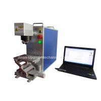 Buy cheap Portable Fiber Laser Marking Machine for Metal Materials Marking from wholesalers