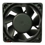 Buy cheap 2 Inch Ball Bearing Computer Cooling Fan 12V Dc Fan Motor 60x60x25mm from wholesalers