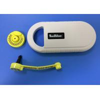 Buy cheap Electronic Animal RFID Ear Tag For Cattle / Cow , ICAR Certificate from wholesalers