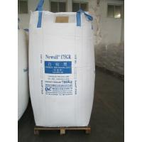 Buy cheap Flexible  Type B PP Pellets Big Bag FIBC bags with 4 loops for Carbon white / Silica from wholesalers
