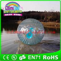 Buy cheap Aqua zorbing ball inflatable zorb ball human hamster balls for adult from wholesalers