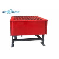 Buy cheap L830xW880xH600MM 30 90 degree Swivel Wheel Sorter Machine from wholesalers