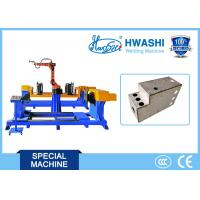 Buy cheap Air Cabinet Robotic Spot Welding Machine With Wire Feeder / Start Control Panel from wholesalers