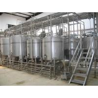 Buy cheap ISO9001 Fruit Juice Processing Machines Industrial Apple Juice Production Line from wholesalers