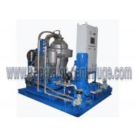 Buy cheap Automatic Skid Mounted Type Centrifugal Mineral Fuel Oil Handling Separator System for 3-phase Separation from wholesalers