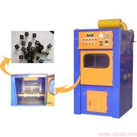 Buy cheap Burr Cutting Brush Deburring Machine , High Success Rate Plastic Polishing Equipment from wholesalers