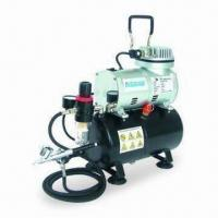 Buy cheap Airbrush Compressor with Piston Structure and Automatic Stop System, CE and GS-certified from wholesalers