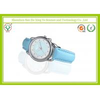 Buy cheap Pantone Color Strap Quartz Women Watches Japan Movt Stainless Steel Case from wholesalers