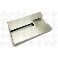 Buy cheap Stainless Steel Business Cards Silver Credit Card Holder Case TUV from wholesalers
