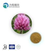 Buy cheap Red Clover Extract Plant Extract Powder Total Isoflavone 2.5% 8% 20% 40% from wholesalers