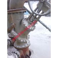 Buy cheap Y Type Slurry Globe Valve for Slurry Discharge,Alumina Process from wholesalers