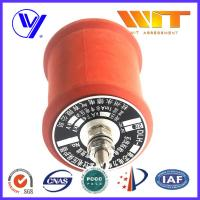 Buy cheap 10KV Polymeric ZnO Low Voltage Surge Arrester Class 1 Type IEC Standard from wholesalers