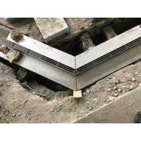 Buy cheap polymer concrete drainage with stainless steel cover from wholesalers