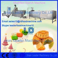 Buy cheap 304 stainless steel Modified starch processing machine product