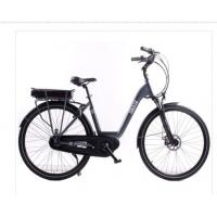 Buy cheap 250w Electric Bike 36V/13ah rear Hub motor drive City ebike from wholesalers