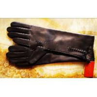 Buy cheap women leather glove from wholesalers