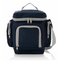 Buy cheap Customized 600D Polyester Cooler Bag , Insulated Picnic Cooler Bag from wholesalers