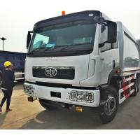 18 - 20m3 Garbage truck , FAW compressed garbage truck , 20tons FAW compactor garbage truck