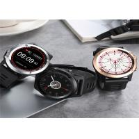 Buy cheap 500W Camera Touch Screen Smart Watch , Android Mobile Watch TPU Material Bracelet from wholesalers