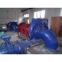 Buy cheap Small Horizontal Shaft Francis Hydro Turbine 500KW For Hydropower Stations renewable energy product