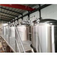 Buy cheap 20BBL Beer Brewing Equipment from wholesalers