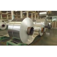 Buy cheap Customized Flat Aluminum Sheet / 8011 H19 Aluminum Alloy Coil For Bottle Cap from wholesalers