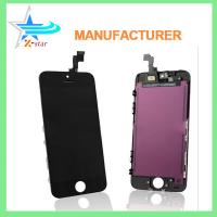 Buy cheap 4.3inch iPhone LCD Screen Replacement , Capacitive iPhone 5s LCD Screen from wholesalers