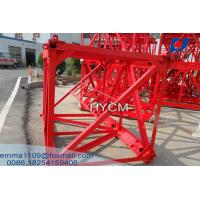 Buy cheap Mast Sections For Various Project QTZ Tower Cranes Block Type from wholesalers