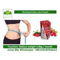 Buy cheap Best Share Slimming Raspberry Juice Tea , Loss Weight Management Products from wholesalers