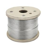 Buy cheap 1x19 Stainless Steel Wire Rope Cable Railing 1000ft For Aircraft Cable from wholesalers
