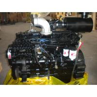 Buy cheap Multi Cylinder most powerful cummins diesel engine , Turbo Diesel Motor For Fuel Tanker from wholesalers