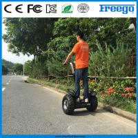 Buy cheap Adult Personal Transporter Scooter with pedals 72/11A lithium battery brushless DC motor product