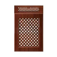 Buy cheap Kitchen Bathroom Cabinet Doors Wooden Ventilated With Customized Surface from wholesalers