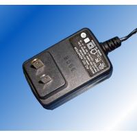 Buy cheap United States Network Wall Mount Power Adapter 12V DC 1A 12W UL CE FCC product