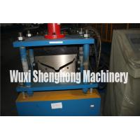 Buy cheap 380V 3 Phase Metal Roofing Roll Forming Machine With Cr12 Rolling Wheel from wholesalers