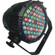 Buy cheap AC 88 - 264V Ultra Bright Led par can stage brightness lights / zoom led par can lights from wholesalers