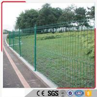 Buy cheap High Quality Low Price Guaranteed Pvc Welded Wire Mesh Fence Netting from wholesalers