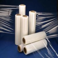 Buy cheap Nice price Hand Use Stretch Film transparent 20mic from wholesalers
