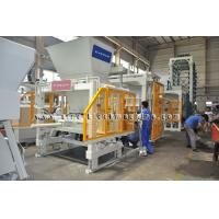 Buy cheap QFT 9-18 Concrete Block Making Machine1 from wholesalers