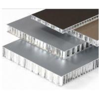 Buy cheap Aluminum Honeycomb Core Sandwich Panel For Outdoors from wholesalers