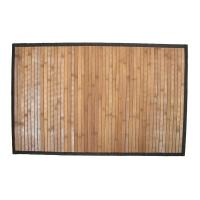 Buy cheap Mould Proof Bamboo Bathroom Mat Without Chemical Treatment Natural Grain from wholesalers