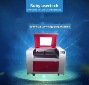 Buy cheap 60W 6090 CO2 Laser Engraving Machine 9060 CNC CO2 laser engraver 60W CO2 laser CNC router product