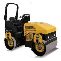 Buy cheap 3 Ton Ride - On Road Roller For Asphalt Roads With Yanmar Engine CE SGS from wholesalers